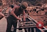 Image of Seabees Pacific Theater, 1945, second 49 stock footage video 65675071377