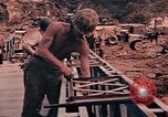 Image of Seabees Pacific Theater, 1945, second 50 stock footage video 65675071377