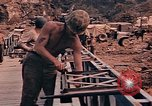 Image of Seabees Pacific Theater, 1945, second 51 stock footage video 65675071377