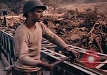 Image of Seabees Pacific Theater, 1945, second 59 stock footage video 65675071377