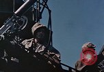 Image of Seabees Pacific Ocean, 1945, second 27 stock footage video 65675071380
