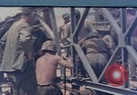 Image of Seabees Pacific Theater, 1945, second 1 stock footage video 65675071381