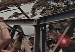 Image of Seabees Pacific Theater, 1945, second 16 stock footage video 65675071381