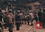 Image of Seabees Pacific Theater, 1945, second 29 stock footage video 65675071381