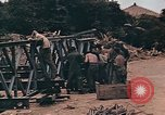 Image of Seabees Pacific Theater, 1945, second 52 stock footage video 65675071381