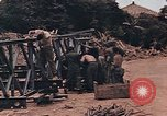 Image of Seabees Pacific Theater, 1945, second 54 stock footage video 65675071381
