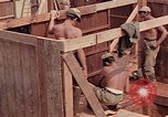 Image of Seabees Pacific Theater, 1945, second 15 stock footage video 65675071382