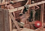 Image of Seabees Pacific Theater, 1945, second 17 stock footage video 65675071382