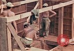 Image of Seabees Pacific Theater, 1945, second 18 stock footage video 65675071382