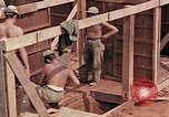 Image of Seabees Pacific Theater, 1945, second 19 stock footage video 65675071382