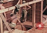 Image of Seabees Pacific Theater, 1945, second 20 stock footage video 65675071382