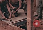 Image of Seabees Pacific Theater, 1945, second 23 stock footage video 65675071382