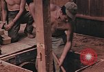 Image of Seabees Pacific Theater, 1945, second 28 stock footage video 65675071382