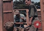 Image of Seabees Pacific Theater, 1945, second 30 stock footage video 65675071382