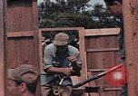 Image of Seabees Pacific Theater, 1945, second 31 stock footage video 65675071382