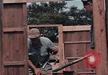 Image of Seabees Pacific Theater, 1945, second 32 stock footage video 65675071382