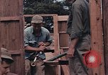 Image of Seabees Pacific Theater, 1945, second 37 stock footage video 65675071382
