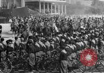 Image of Benito Mussolini and entourage on Horseback Italy, 1925, second 19 stock footage video 65675071385