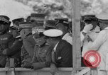 Image of Benito Mussolini and entourage on Horseback Italy, 1925, second 61 stock footage video 65675071385