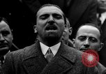 Image of Benito Mussolini Italy, 1935, second 9 stock footage video 65675071386
