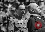 Image of Benito Mussolini Italy, 1935, second 31 stock footage video 65675071386