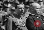 Image of Benito Mussolini Italy, 1935, second 32 stock footage video 65675071386