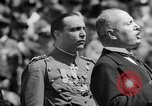 Image of Benito Mussolini Italy, 1935, second 33 stock footage video 65675071386