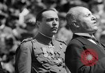 Image of Benito Mussolini Italy, 1935, second 35 stock footage video 65675071386
