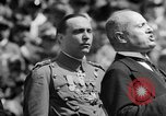 Image of Benito Mussolini Italy, 1935, second 36 stock footage video 65675071386