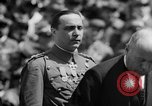 Image of Benito Mussolini Italy, 1935, second 37 stock footage video 65675071386
