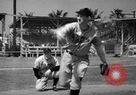 Image of Philadelphia Phillies Miami Beach Florida USA, 1941, second 46 stock footage video 65675071399