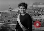 Image of beauty contest Atlantic City New Jersey USA, 1963, second 62 stock footage video 65675071402