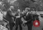 Image of official reception Washington DC USA, 1963, second 18 stock footage video 65675071403