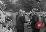 Image of official reception Washington DC USA, 1963, second 19 stock footage video 65675071403