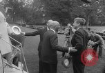 Image of official reception Washington DC USA, 1963, second 21 stock footage video 65675071403
