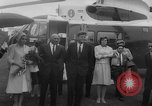 Image of official reception Washington DC USA, 1963, second 27 stock footage video 65675071403