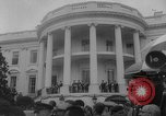 Image of official reception Washington DC USA, 1963, second 38 stock footage video 65675071403