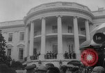 Image of official reception Washington DC USA, 1963, second 39 stock footage video 65675071403