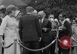 Image of official reception Washington DC USA, 1963, second 51 stock footage video 65675071403