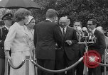 Image of official reception Washington DC USA, 1963, second 52 stock footage video 65675071403