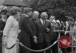 Image of official reception Washington DC USA, 1963, second 53 stock footage video 65675071403