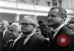 Image of official reception Washington DC USA, 1963, second 58 stock footage video 65675071403
