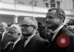 Image of official reception Washington DC USA, 1963, second 62 stock footage video 65675071403