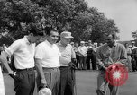 Image of golf match Akron Ohio USA, 1963, second 6 stock footage video 65675071405