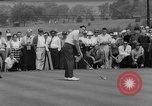 Image of golf match Akron Ohio USA, 1963, second 18 stock footage video 65675071405