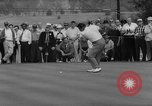 Image of golf match Akron Ohio USA, 1963, second 27 stock footage video 65675071405