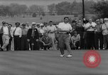 Image of golf match Akron Ohio USA, 1963, second 29 stock footage video 65675071405