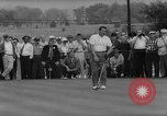 Image of golf match Akron Ohio USA, 1963, second 30 stock footage video 65675071405