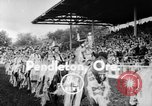 Image of rodeo Pendleton Oregon USA, 1955, second 3 stock footage video 65675071442