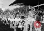 Image of rodeo Pendleton Oregon USA, 1955, second 4 stock footage video 65675071442